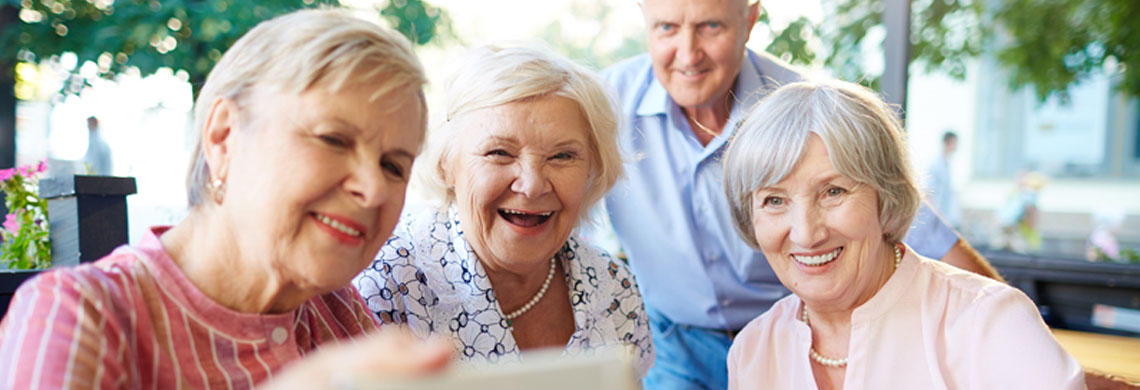 how to keep seniors engaged in life
